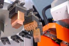 Máquina del CNC Imagen de archivo