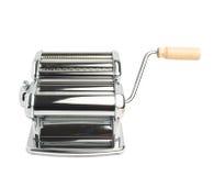 Máquina del fabricante de las pastas del metal aislada Imagen de archivo libre de regalías