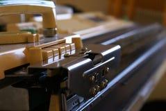 Máquina del Knit fotografía de archivo libre de regalías