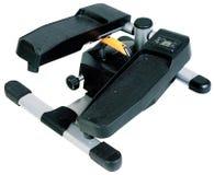 Máquina del pedal para hacer ejercicio Imagenes de archivo