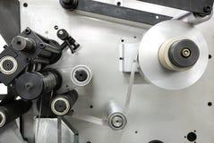 Máquina del rodillo Fotos de archivo