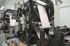 Máquina del rodillo Imágenes de archivo libres de regalías