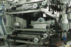 Máquina del rodillo Foto de archivo libre de regalías