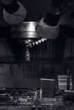 Máquina del taladro fotos de archivo