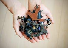 Máquina del tatuaje Foto de archivo
