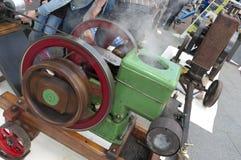 Máquina del vapor fotos de archivo libres de regalías