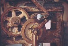 Máquina del vintage Imágenes de archivo libres de regalías