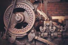 Máquina del vintage Fotografía de archivo libre de regalías
