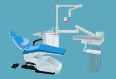 Máquina dental Fotografia de Stock