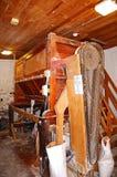 Máquina do armário do moinho de vento Fotos de Stock