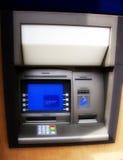Máquina do ATM Foto de Stock Royalty Free