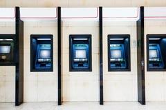 Máquina do ATM Fotografia de Stock Royalty Free