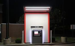 Máquina do ATM Fotografia de Stock