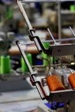 Máquina do bordado Foto de Stock