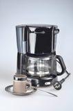 A máquina do café Imagens de Stock Royalty Free