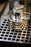 Máquina do café de Proffesional imagens de stock royalty free