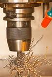 Máquina do Cnc Fotos de Stock
