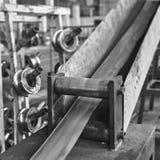 Máquina do moinho de rolamento Foto de Stock