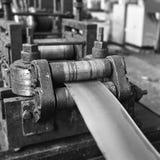 Máquina do moinho de rolamento Fotos de Stock