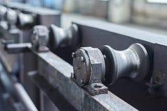 Máquina do moinho de rolamento Fotografia de Stock