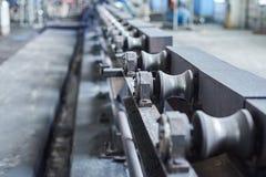 Máquina do moinho de rolamento Imagem de Stock Royalty Free