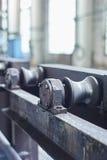 Máquina do moinho de rolamento Imagens de Stock