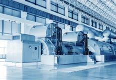 Máquina do poder térmico Imagem de Stock Royalty Free