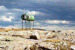 Máquina do sinal Foto de Stock
