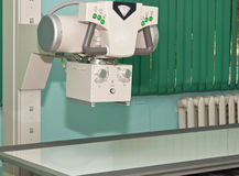Máquina do sistema do raio X Imagem de Stock Royalty Free