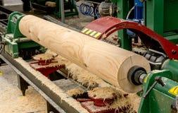 Máquina do Woodworking Imagem de Stock