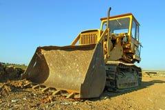 Máquina escavadora   Fotografia de Stock Royalty Free
