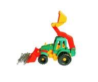 Máquina escavadora com pregos Fotografia de Stock