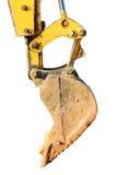 Máquina escavadora Scoop Imagem de Stock Royalty Free