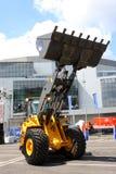Máquina escavadora Volvo Fotografia de Stock Royalty Free