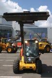 Máquina escavadora Volvo Fotografia de Stock