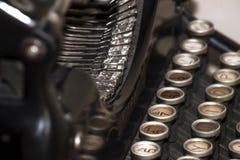Máquina escribir del sotobosque Imagen de archivo
