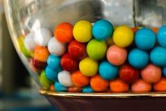Máquina expendedora del caramelo Foto de archivo