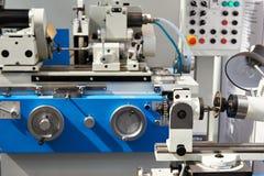 Máquina ferramenta para o funcionamento do metal fotografia de stock