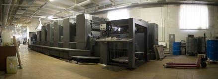 Máquina grande de la fabricación Imagenes de archivo