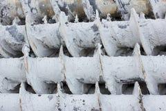 A máquina hidráulica Imagem de Stock
