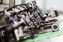 Máquina impressora Imagens de Stock Royalty Free