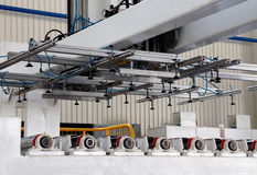 Máquina industrial Imagenes de archivo