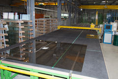 Máquina industrial Fotografia de Stock