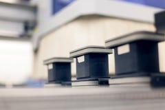 Máquina industrial del router fotos de archivo libres de regalías