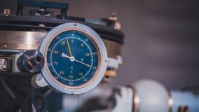 Máquina-instrumento da exposição da monitoração da medida fotografia de stock royalty free