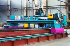 Máquina metalúrgica Foto de Stock Royalty Free