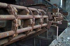 Máquina oxidada Imagem de Stock Royalty Free