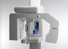 Máquina panorâmico dental da radiografia Imagem de Stock Royalty Free