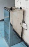 Máquina para el agua potable fotografía de archivo libre de regalías