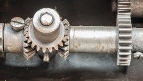 A máquina parte o mecanismo Fotografia de Stock Royalty Free